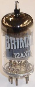 BRIMAR 12AX7!