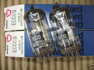 mullard ecc88 A frame pair