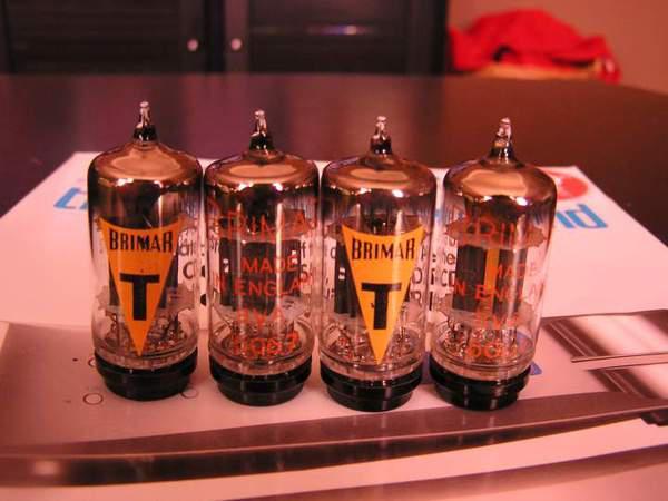 Preamp tubes | Vintage Audio Valves